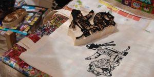 650 yıllık el baskı sanatı geleneği hayat buluyor