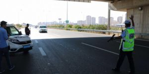Gaziantep'te denetimlerde 263 araç trafikten men edildi