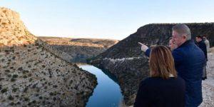 Araban'daki Habeş Kanyonu turizme kazandırılacak