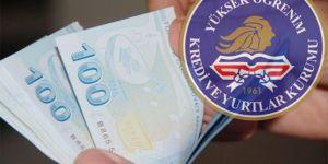 Burs ve kredi başvuruları için değerlendirme sürüyor