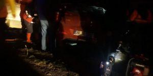 Muş'ta kaza: 2 ölü 2 yaralı