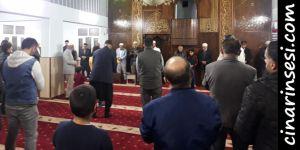 Çınar'da Mevlid Kandili çoşkusu