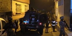 Gaziantep'te uyuşturucu operasyonunda 53 şüpheli gözaltına alındı