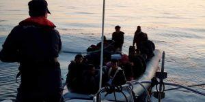 Göçmen botu battı: 6 kişi kurtarıldı, bir kişi kayıp