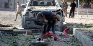 Tel Abyad'da bomba yüklü araçla saldırı: 8 ölü, 20 yaralı