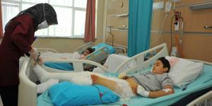 IED planted into garden by PKK/YPG injures two children in Tal Abyad