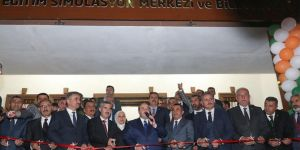Malatya'ya Deprem Simülasyon Merkezi kuruldu