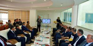 Milli eğitim müdürleri bölge toplantısı Bitlis'te yapıldı