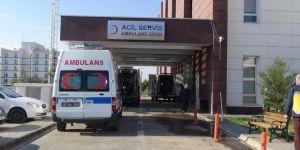 Hani'de öğrenci servisi şarampole devrildi: 1'i ağır 9 yaralı
