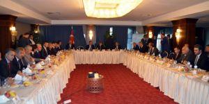 Türkiye Belediyeler Birliği Encümen Toplantısı Ağrı'da yapıldı