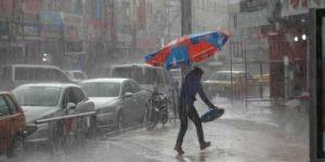 Meteorolojiden Antalya ve Mersin için kuvvetli yağış uyarısı
