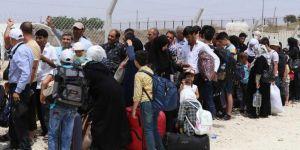 İstanbul'da kayıtsız 6 bin 416 Suriyeli başka illere sevk edildi