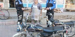 Motosiklet ve bisiklet hırsızlarına dikkat edin