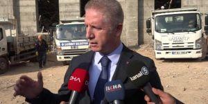 Vali Gül: Kayıp mühendisin kurtarma çalışması aralıksız sürüyor