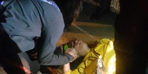 Diyarbakır'da yolun karşısına geçmeye çalışan genç kıza minibüs çarptı