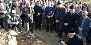 Bitlis il müftüsü Mehmet Feysal Geylani'nin annesi vefat etti