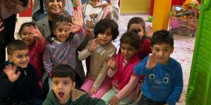 Bağlar Belediyesi, kadın ve çocuk merkezlerini denetledi