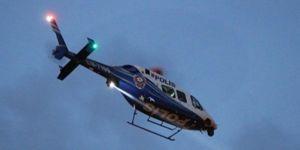 Gaziantep'te helikopter destekli uyuşturucu operasyonu