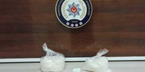 Edremit'te uyuşturucu operasyonunda yakalanan şahıs 10 yıl hapis cezası almış