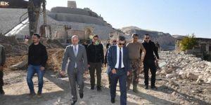 Tarihi Er-Rızk Camisi en kısa zamanda taşınacak