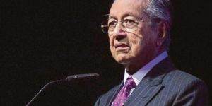 US reversal on illegal settlements victimizes Palestinians: Mahathir Mohamad