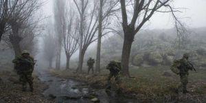 5 PKK'li öldürüldü