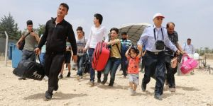 Syrians begin returning to their homes voluntarily: Turkish Defense Ministry