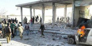 Car bomb attack in Tel-Abyad