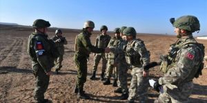 Turkey-Russia complete tenth joint patrols in Syria, Turkish Defense Ministry says