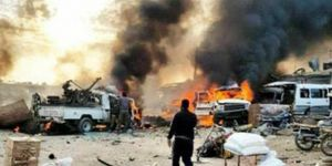 17 people killed in a car bomb attack in northern Syria