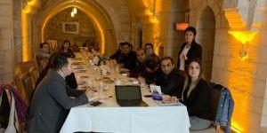 """Mardin'de """"Kültür ve Turizm"""" çalıştayı"""