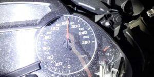 Mardin'deki kazada hız kadranı 170'de takılı kaldı