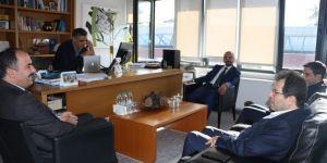 HÜDA PAR'dan İstanbul Şehir Üniversitesine ziyaret