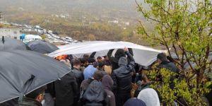 HÜDA PAR Sason İlçe Başkanı Avcı'nın annesi vefat etti