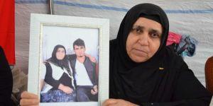 HDP'liler araba kiralayıp oğlumu Irak'a göndermişler