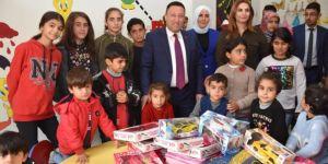 Beyoğlu'ndan engelli öğrencilere ziyaret