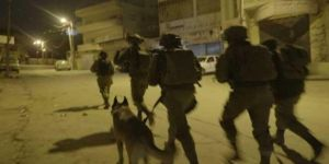 Zionist gangs attack a Palestinian woman