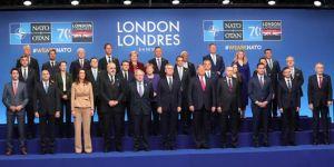 Erdoğan attends NATO Leaders Meeting