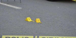 Diyarbakır Gaziler Çeşme Durağı'nda 'Polisim' diyen şahıs taksicinin ayağına sıktı