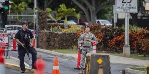 Pearl Harbor Tersanesi'ne silahlı saldırı: 2 ölü