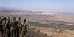 UN asks zionist gangs to leave Golan Heights