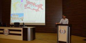 Tefeciliğin politik ekonomisi ve mekansallığı konferansı düzenlendi