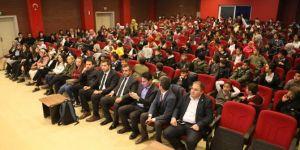 Silopi'de 'Bir Bilim İnsanı Olsam' adlı söyleşi düzenlendi