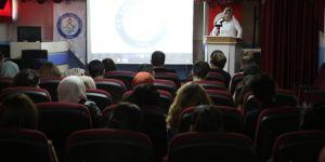 Silopi'de 'Kadına Yönelik Şiddetle Mücadele Semineri' düzenlendi