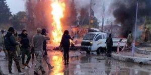 Li Serê Kanîyê êrîşa bombeyî: 2 sîwîl mirin