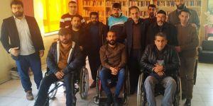 HÜDA PAR Bitlis İl Başkanlığından ASİBED'e ziyaret