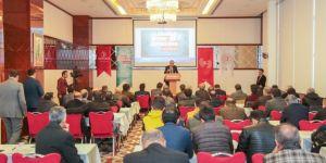 Basın İlan Kurumu Diyarbakır'da gazetecilerle istişare toplantısı yaptı