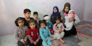 Suriyeli ailenin dramı yürek burktu