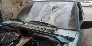 Siirt'te araçları defalarca kundaklanan aile tedirgin