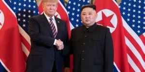 Trump: Kuzey Kore lideri düşmanca davranırsa kaybedecek çok şeyi var